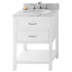 Fancy Transitional Bathroom Vanities And Sink Consoles by Ronbow Corp