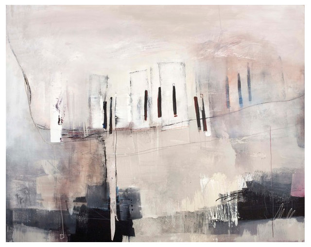 Quot Piano Quot Large Modern Artwork Contemporary Paintings