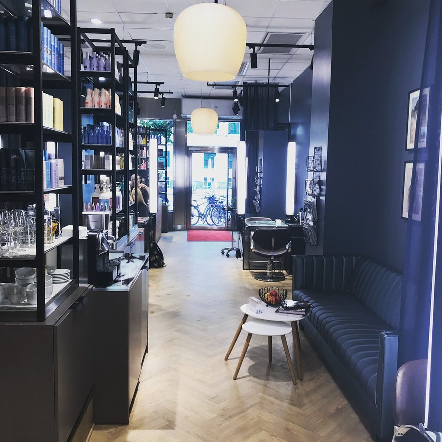 Hair salon Björn Axen Gothenburg