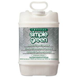 Simple Green All-Purpose Industrial Cleaner/Degreaser, 5 Gallon, Pail