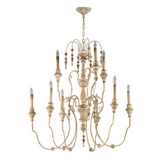 Maison 9-Light Chandelier