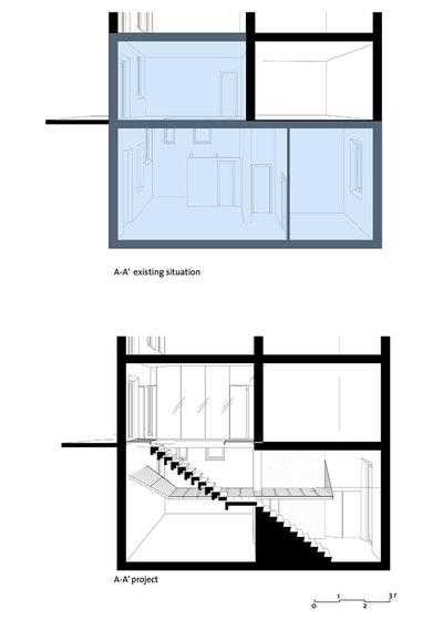 Sezione by DVDV STUDIO
