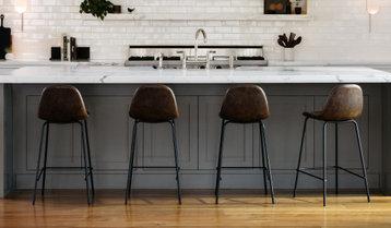 Bestselling Upholstered Bar Stools Under $299