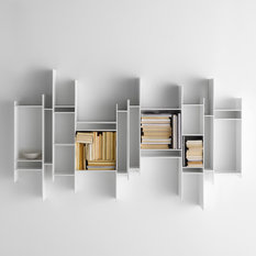 - MDF Italia Randomito Unit - Bookcases