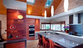 Veneer Ceasar Stone Kitchen