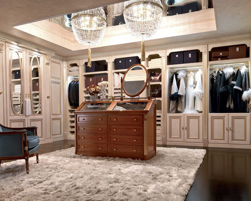 Luxury Custom Made Italian Walk In Closets By Martini Mobili