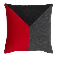 Jonah Pillow 22x22x5, Down Fill