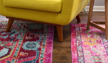 Up to 50% Off Eye-Catching Area Rugs by Size