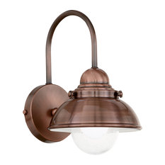 Ideal Lux Sailor Wall Light, Copper
