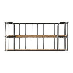 Venables Two-Tier Wall Shelf