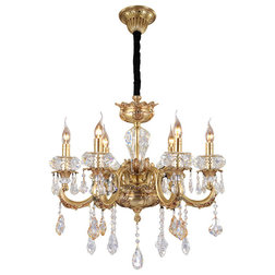 Victorian Chandeliers by Tomia Crystal Chandeliers