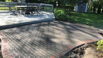 Backyard Patio & Deck