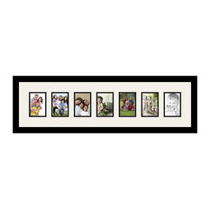 ArtToFrames Collage Photo Frame  with 7 - 3.5x5 Openings