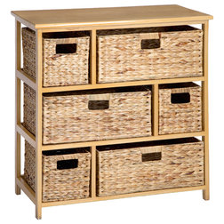 Tropical Storage Cabinets by Premier Housewares