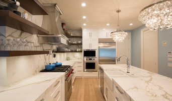 Dekton White Kitchen