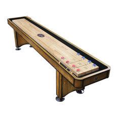 Georgetown Shuffleboard Table By Playcraft, Honey, 12'