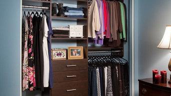 Closet Designs and Installations