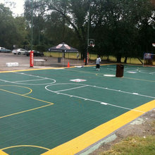 Outdoor Courts - Commercial