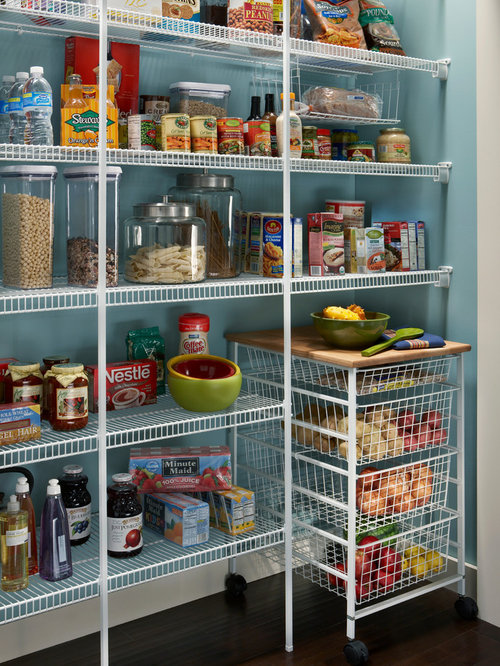 ClosetMaid Fixed Mount Wire Shelving