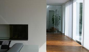 Haus - Wohnen im Bauhausstil