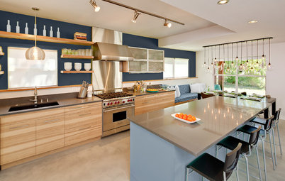 Choosing Color: See How 3 Bold Palettes Change 1 Kitchen