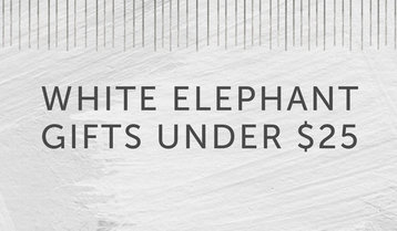 White Elephant Gifts Under $25