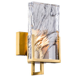 Contemporary Wall Sconces by Design Living