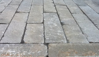 Reclaimed Franconia Notch Granite Pavers