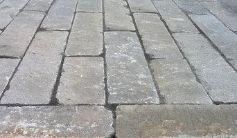 Reclaimed Franconia Notch Granite Pavers