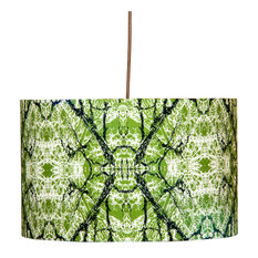 Most popular contemporary lampshades houzz rae anne trailing branches lampshade small lampshades aloadofball Choice Image