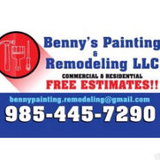 Benny's painting & Remodeling LLC's photo