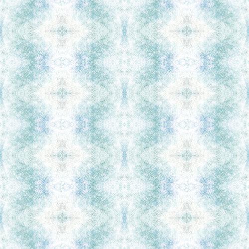 Sharon Holmin Interiors - Improbable Morning Mist Peel and Stick Wallpaper, 2'x10' Rolls - Wallpaper
