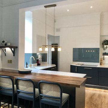 Kitchen renovation, Airdrie