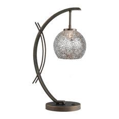 Eclipse Elliptic Ball Table Lamp