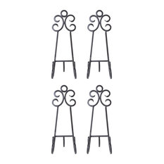 Pomeroy Orvieto Set Of 4 Easel In Rustic 603136/S4