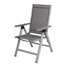 Grace High-Back Outdoor Dining Chair