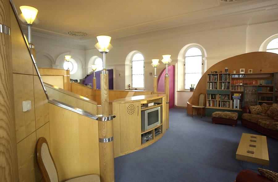 Glendower House Monmouth, chapel conversion
