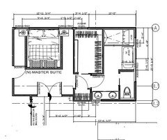 Master Bathroom Layout 6 x 14 Help Please