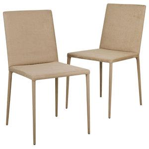 Ikaalinen Chairs, Beige, Set of 2