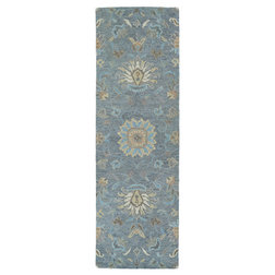 Traditional Hall And Stair Runners by Kaleen Rugs