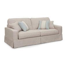 Slip Cover Only For Americana Sofa Linen