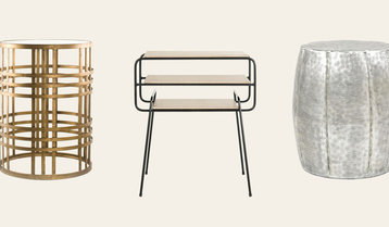 Shop Houzz Accent Tables With Free Shipping
