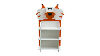 animal shaped bookcases