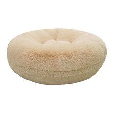 Bessie and Barnie - Bessie and Barnie Bagel Bed For Pets, Blondie, Extra Small - Dog Beds