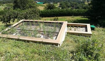 Jardin assainissement 2 filtres pour maison