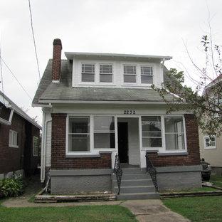Home design - craftsman home design idea in Louisville