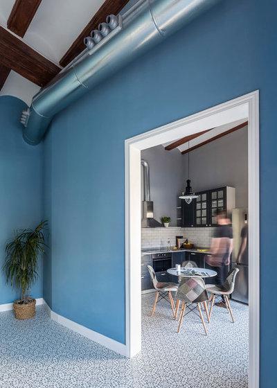 Industrial Cocina by 'tamborí arquitectes