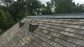 Cedar Shingle Roof