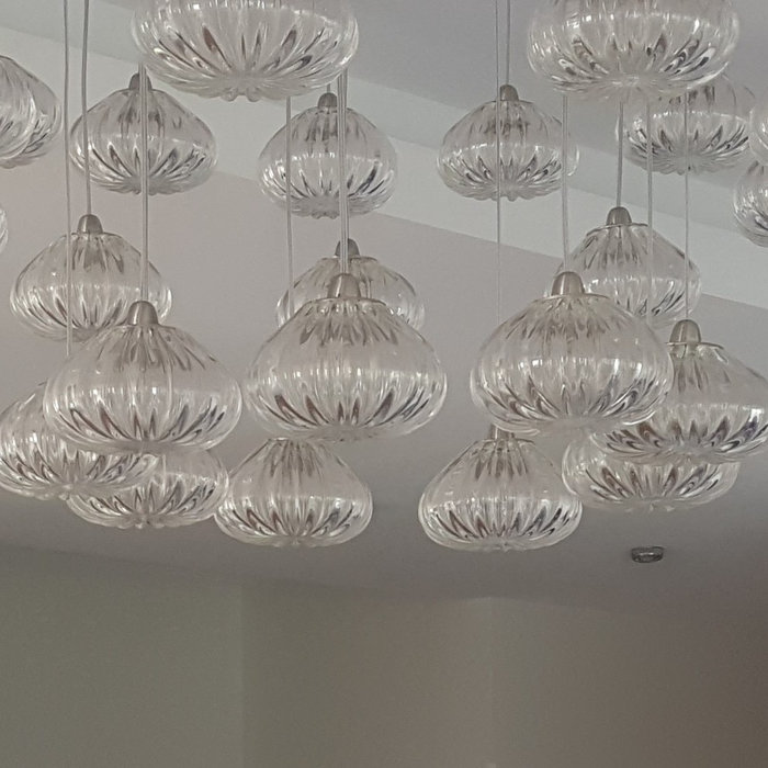 Bespoke Lighting - cool white instead of warm white light