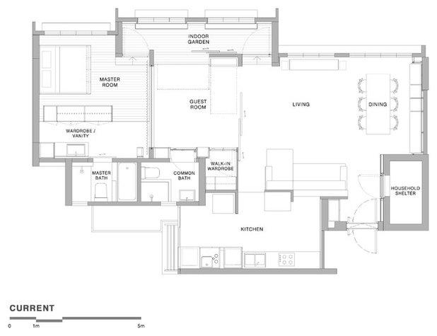間取り図 by nitton architects